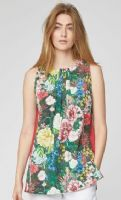 Thought Leolani Floral Print Top - WST4199